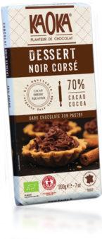 dark chocolate for pastry organic faire trade